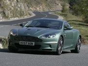 Описание Aston Martin DBS купе поколение 2009г