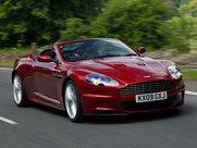 Описание Aston Martin DBS Volante кабриолет поколение 2009г