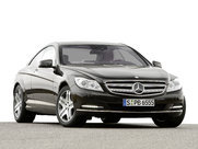 Описание Mercedes-Benz CL купе поколение 2011г
