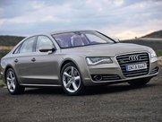 Описание Audi A8 седан поколение 2011г