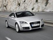 Описание Audi TT купе поколение 2008г
