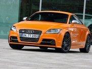 Описание Audi TT S купе поколение 2008г