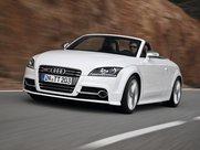 Описание Audi TT S родстер поколение 2011г