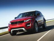 Описание Land Rover Range Rover Evoque 5-дверный кроссовер поколение г