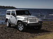 Описание Jeep Wrangler 3-дверный внедорожник поколение г