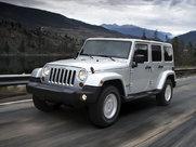 Jeep Wrangler Unlimited5-дверный внедорожник, поколение г.