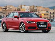 Описание Audi A6 седан поколение 2011г