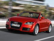 Описание Audi TT родстер поколение 2008г