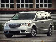 Chrysler Grand Voyagerминивэн, поколение г.