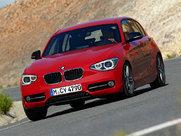BMW 1 Series5-дверный хэтчбек, поколение г.