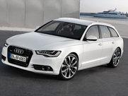 Audi A6 Avantуниверсал, поколение г.