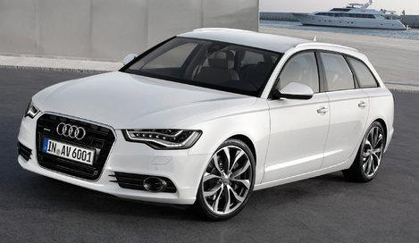 Фото Audi A6 Avant универсал, модельный ряд 2011г