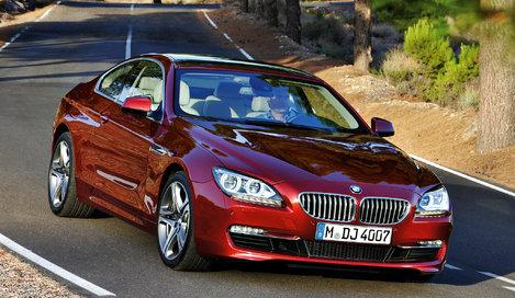 Фото BMW 6 Series купе, модельный ряд 2011г