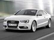 Описание Audi A5 купе поколение 2008г