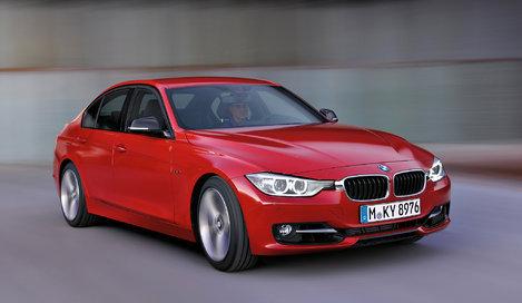Фото BMW 3 Series седан, модельный ряд 2011г