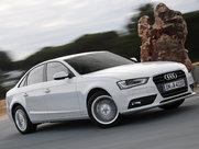 Описание Audi A4 седан поколение 2008г
