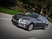 Описание Lexus GS седан поколение г