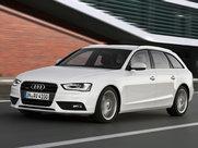 Описание Audi A4 Avant, универсал, поколение г