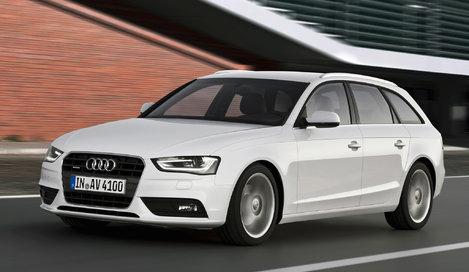 Фото Audi A4 Avant универсал, модельный ряд 2012г