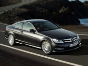 Описание Mercedes-Benz C-Class Coupe купе поколение 2012г