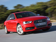 Audi S4седан, поколение г.