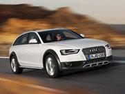 Описание Audi A4 Allroad, универсал, поколение г