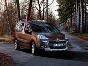 Описание Peugeot Partner Tepee минивэн поколение г