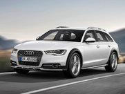 Audi A6 Allroadуниверсал, поколение г.