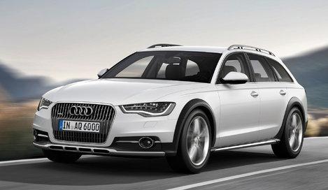 Фото Audi A6 Allroad универсал, модельный ряд 2012г