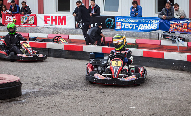 Фото 24 часа Moscow Indoor Karting Cup ВЕГАС 2013