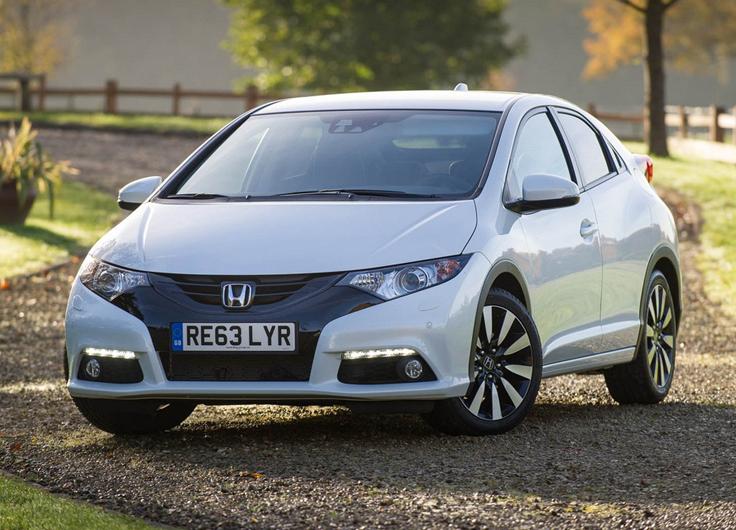 Новая хонда 2014 фото цена