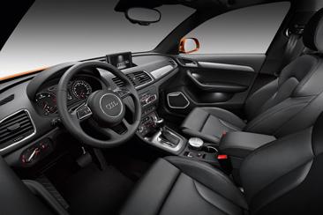Новый Audi Q3 2014-2015 - фото, цена и технические характеристики ...