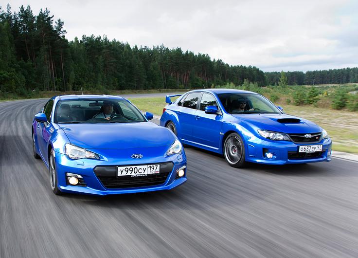 Тест-драйв Subaru WRX STI и Subaru BRZ 2013 - куда приводит наследствоnda Vezel 2014 - фото, технические характеристики и предварительная дата старта