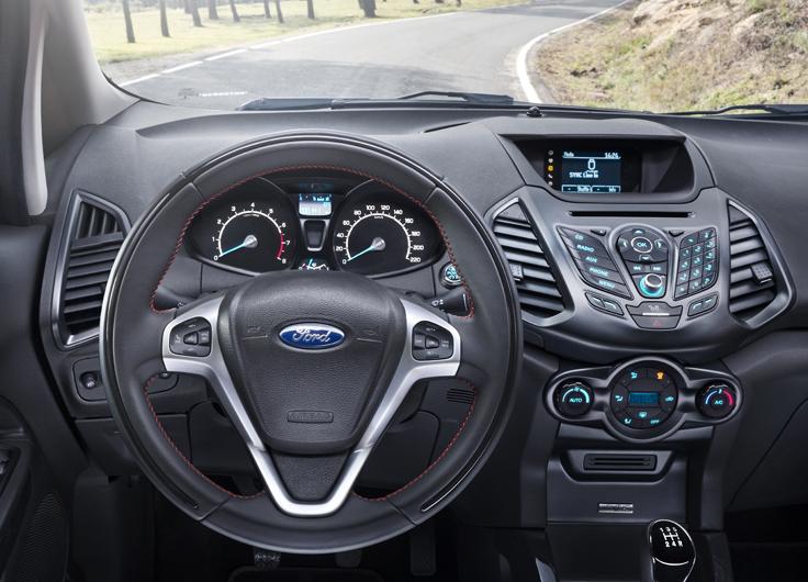 Форд экоспорт 2014 фото