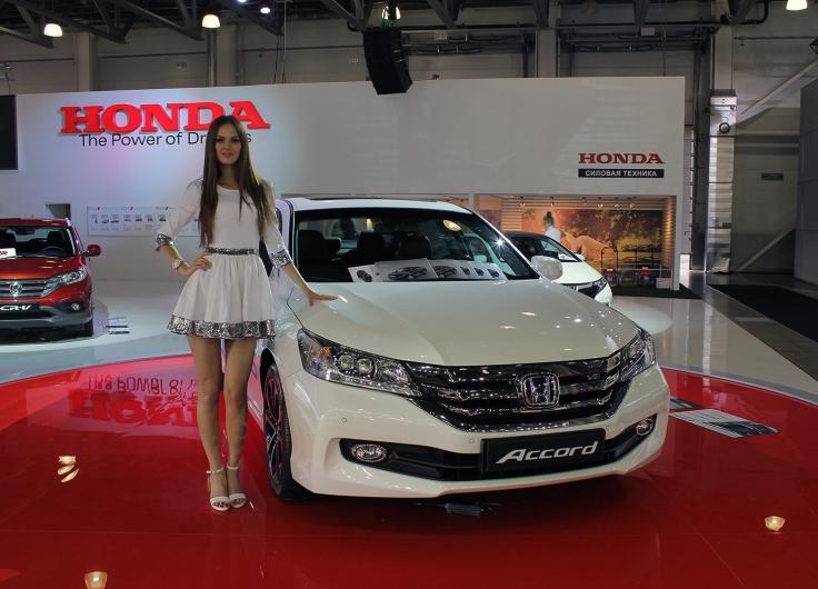 новая хонда 2014