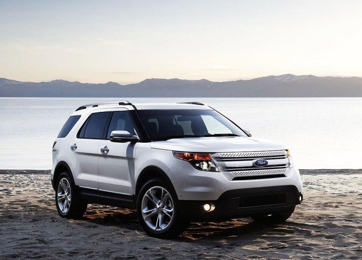 Ford, explorer 2001, 2002, 2003, 2004, 2005, джип/suv., 3 поколение