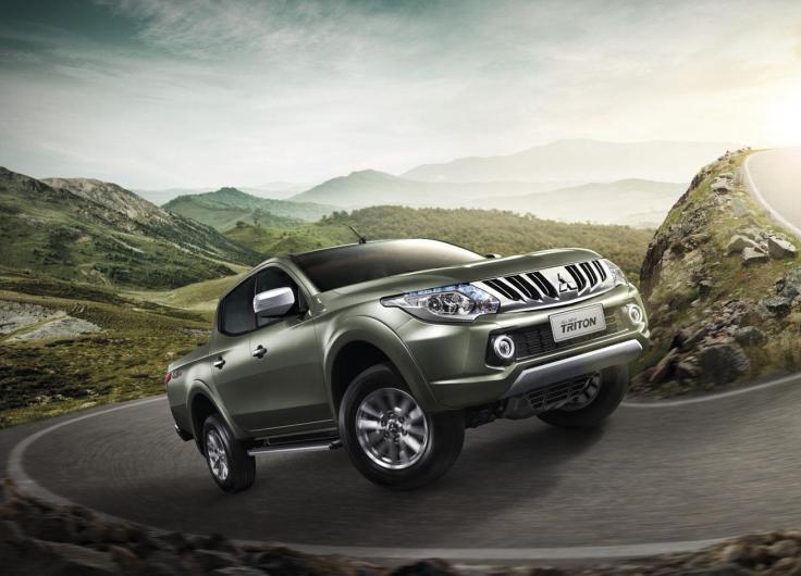 New Pickup Mitsubishi 2014.html | Autos Weblog