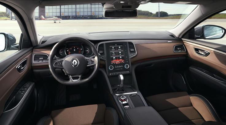 Renault Talisman: цена, технические характеристики, фото ...