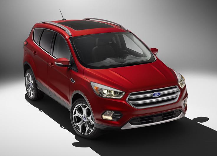 Ford Kuga: цена, технические характеристики, фото, Форд ...