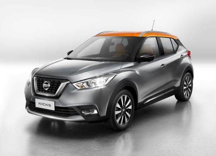 Кроссовер Nissan Kicks получит гибридную версию картинки