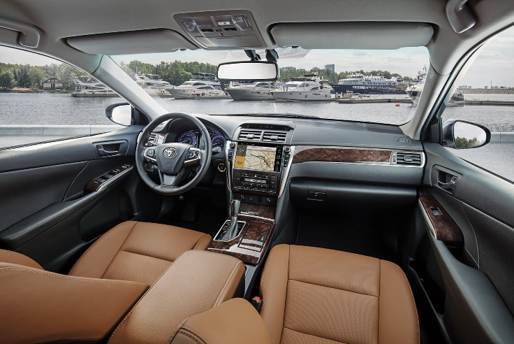camry exclusive 2016 фото