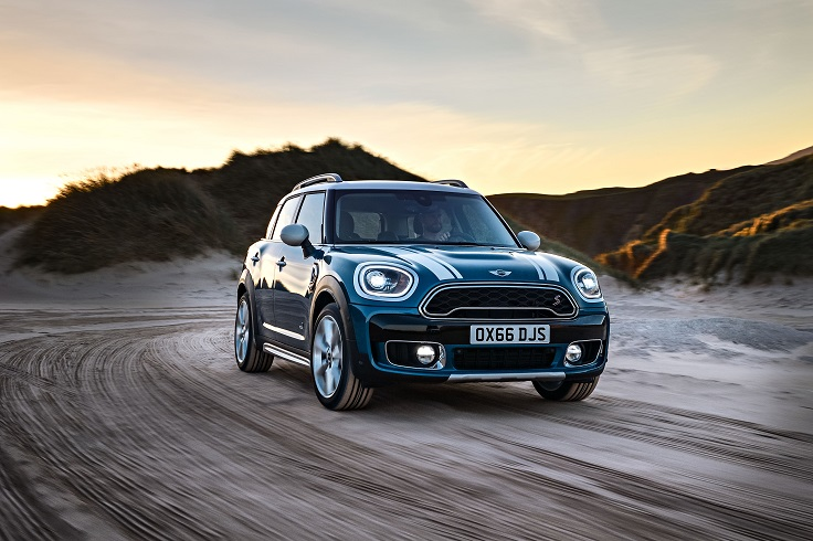Цены нового Mini Countryman 2016-2017
