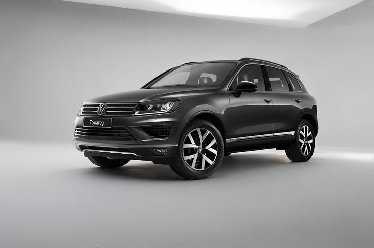Новый Туарег Wolfsburg Edition и новые цены Volkswagen Touareg 2017-2018