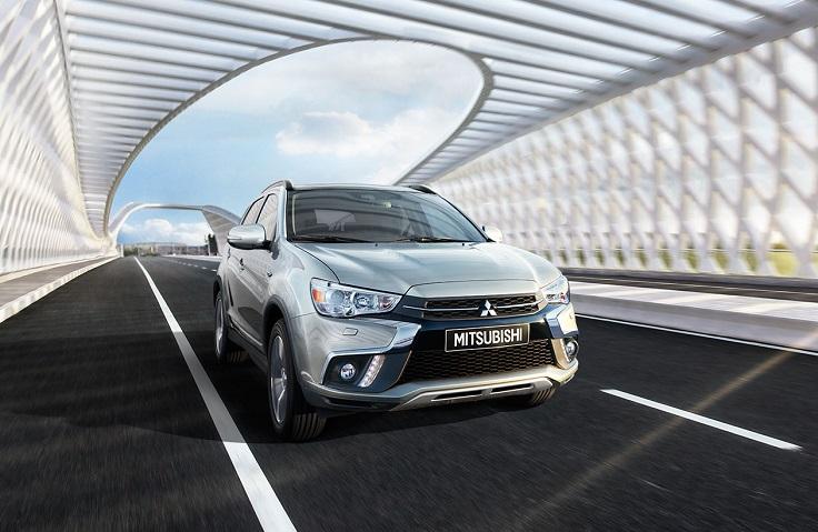 Новый Mitsubishi ASX 2017-2018 для России - все подробности и цены