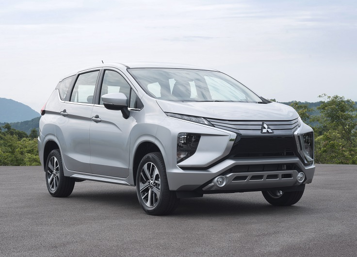 Новый Mitsubishi Xpander 2017-2018 по клиренсу побил кроссоверы