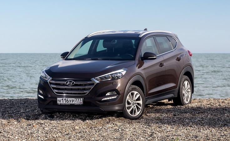 Hyundai Tucson получил новую комплектацию