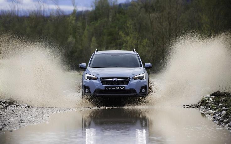 Объявлены цены на новый Subaru XV
