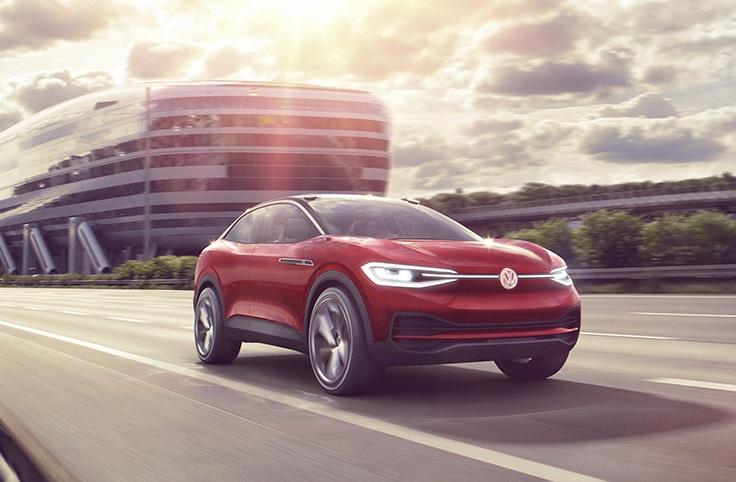 Volkswagen готовит в серию купе-кроссовер I.D. CROZZ