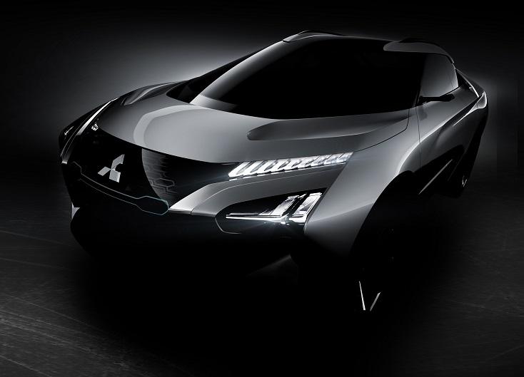 Mitsubishi выпустит кроссовер И-Иволюшн
