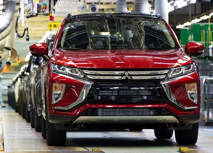 Раскрыты характеристики Mitsubishi Eclipse Cross для Европы